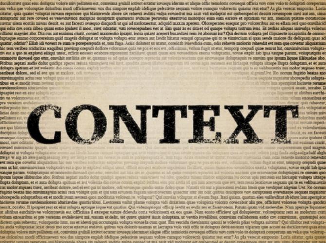 Что значит «контекст» в интернет-сленге?