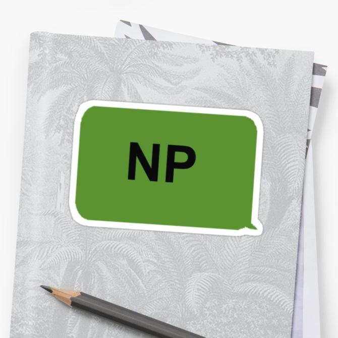 Что значит нп (np) в интернет-сленге и как оно переводится?