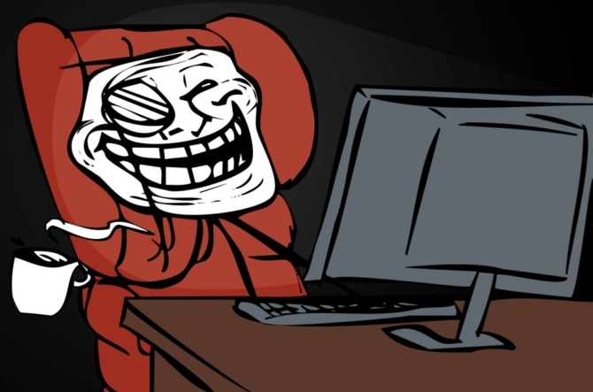 Что значит тролить и тролль в интернет-сленге?