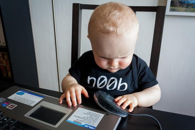 Что означает «нуб» на интернет-сленге? Кто в игре новички?