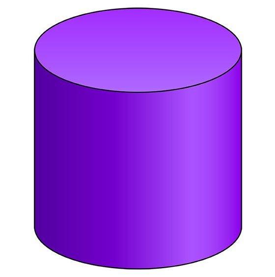 картинка геометрический цилиндр цены